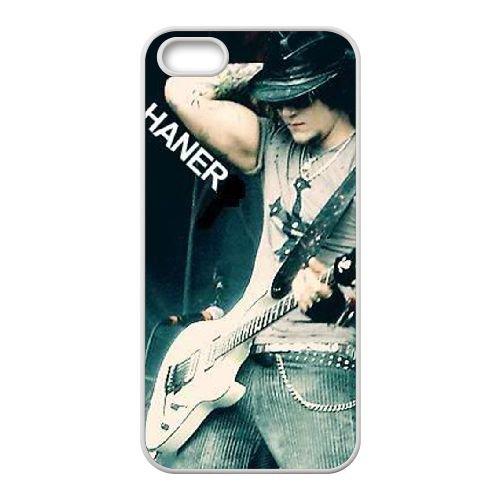 Avenged Sevenfold coque iPhone 4 4S Housse Blanc téléphone portable couverture de cas coque EBDOBCKCO12780