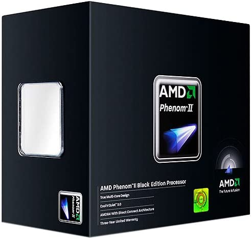 AMD Phenom II X2 Dual-Core 560 Black Edition Desk