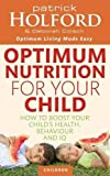 img - for Optimum Nutrition for Your Child book / textbook / text book