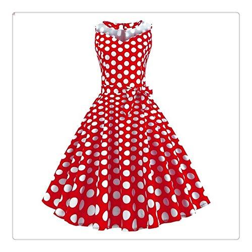 la de Retro la del Acoplamiento Red de Malla Retro Onda Vestido de la de Punto Punto Isbxn del Las del Onda Nuevo Mujeres wvqY6ZT