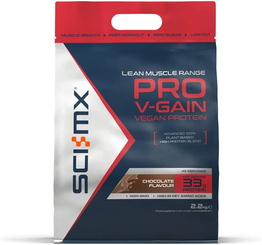 SCI-MX Nutrition Pro V-Gain Protein Powder