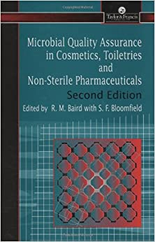 Book Microbial Quality Assurance in Pharmaceuticals, Cosmetics, and Toiletries (Taylor and Francis Series in Pharmaceutical Sciences)