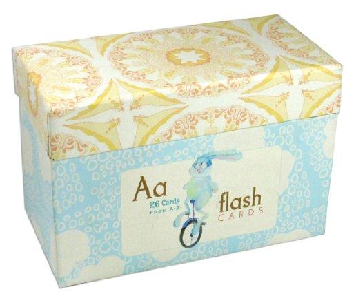 - C.R. Gibson Cid Pear Collector Card Games ABC Flashcards