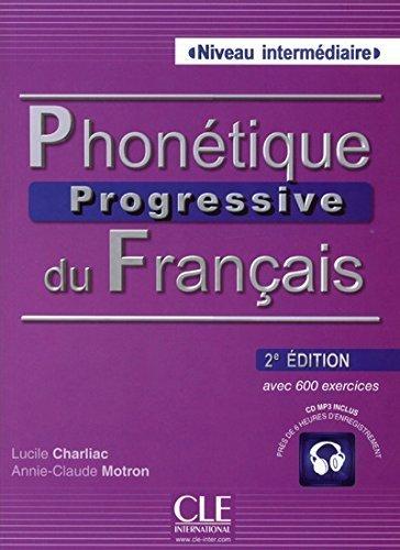 Phon?tique progressive du fran?ais - 2e ?dition (French Edition) by Lucille Charliac (2015-07-31)