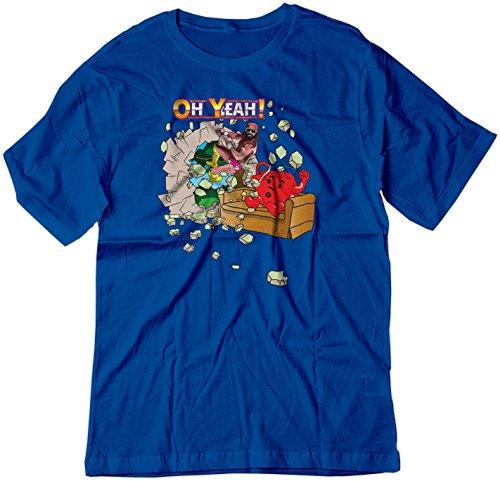 BSW Men's Oh Yeah Kool Aid Man Macho