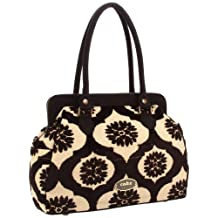 Petunia Pickle Bottom Cack-00-287 Diaper Bag,Black Forest Cake,One Size