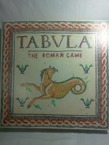 TABVLA (TABULA) THE ROMAN GAME