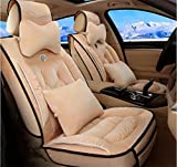 YAOHAOHAO Lint Seat Cover Auto trim? Before the rear fully a car seat covers for 5 vehicle seats