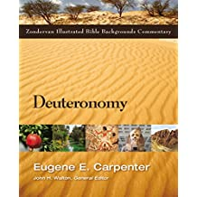 Deuteronomy (Zondervan Illustrated Bible Backgrounds Commentary)