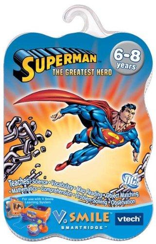 VTech - V.Smile - Superman: The Greatest Hero