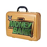 WWE Money in the Bank Commemorative Briefcase,Gold,One Size