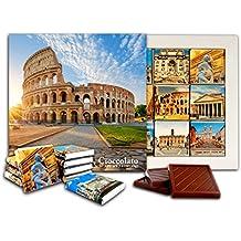 DA CHOCOLATE Candy Souvenir ROME Chocolate Gift Set 5x5in 1 box (Colosseo)