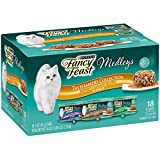 Purina Fancy Feast Medleys TasteMakers Collection Cat Food 18-3 oz. Cans For Sale