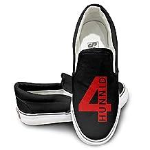 YG 4 Hunnid Degreez Unisex Print Sneakers Shoe