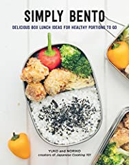 From the creators of the website Japanese Cooking 101, Simply Bento is a complete collection of over 140 delicious and healthy bento recipes for everyone in the family.  Ready to make lunch quick, easy, and tasty? Japanese bento boxes ...