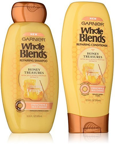 Garnier Whole Blends Honey Treasures Shampoo
