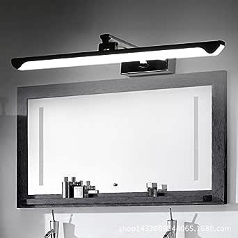 MBLYW Lámpara de pared para baño Baño de acero inoxidable ...