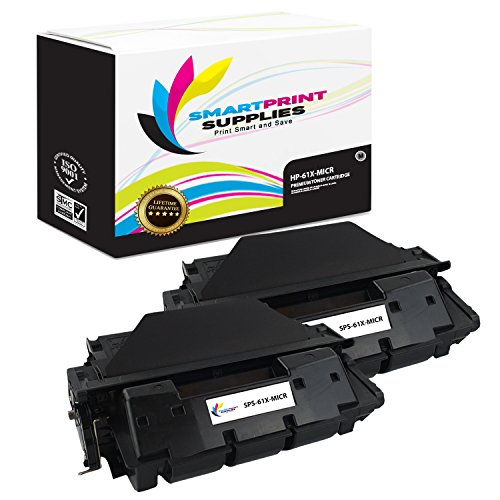 Smart Print Supplies Compatible 61X C8061X MICR with Chip Black High Yield Toner Cartridge Replacement for HP Laserjet 4100 4150 Printers (10,000 Pages) - 2 - Print Smart C8061x