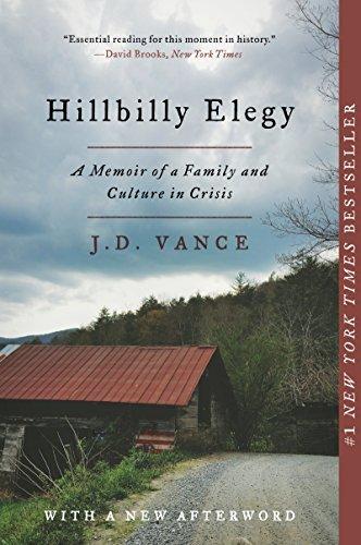 Hillbilly Elegy by [Vance, J. D.]
