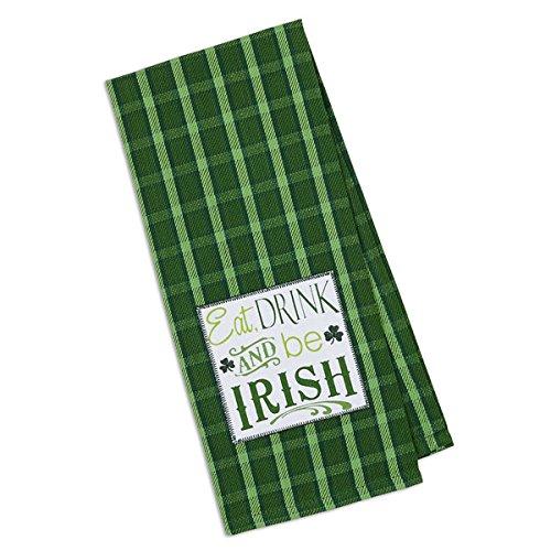 Eat, Drink & Be Irish Embellished Kitchen Dish -