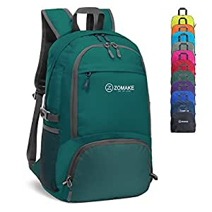 Amazon.com : ZOMAKE 30L Lightweight Packable Backpack