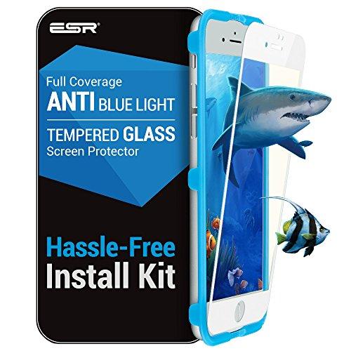 Protector ESR Tempered Install Light White