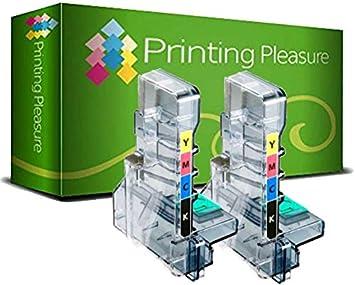 Printing Pleasure Compatible CLT-W409 Contenedor de Tóner de ...