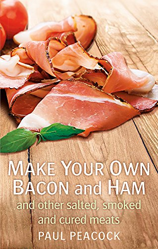 Curing Kit (Make Your Own Bacon and Ham and Other Salted, Smoked and Cured Meats)