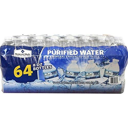 8 oz purified water - 7