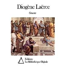 Oeuvres de Diogène Laërce (French Edition)