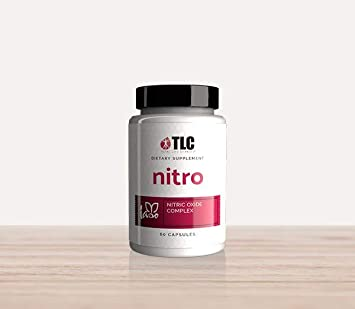 TLC IASO Nitro Oxide: 3 in 1 Pre-Workout Supplement Supports Muscle  Fullness, Vascularity