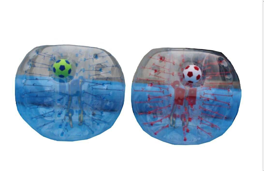 ZIYU Inflatable Bubble Soccer Withフロントウィンドウオープン1.5 M直径   B07BRNZ4BB
