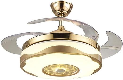 Haodan electronics candelabro 42 Pulgadas Luz de Ventilador de ...