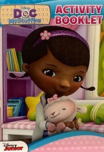 Disney Junior McStuffins Coloring Activity product image
