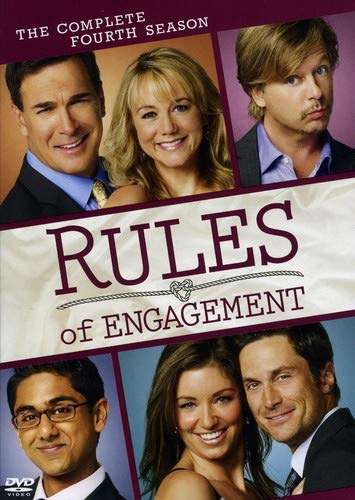 Rules of Engagement: Season 4 (Rules Of Engagement Volume 2)