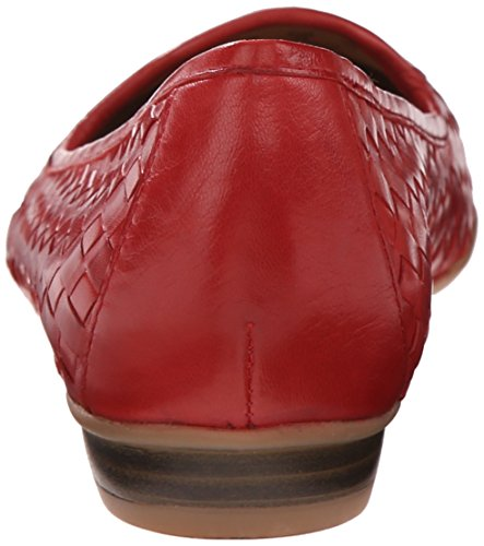 Red on Slip Naturalizer Sandee Loafer xq8TTw