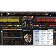 Mixvibes CROSS Software para DJ, Compatible PC/Mac Cross