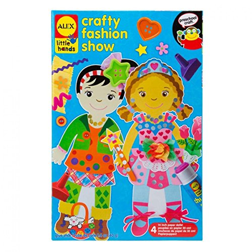 (ALEX Toys Little Hands Crafty Fashion)