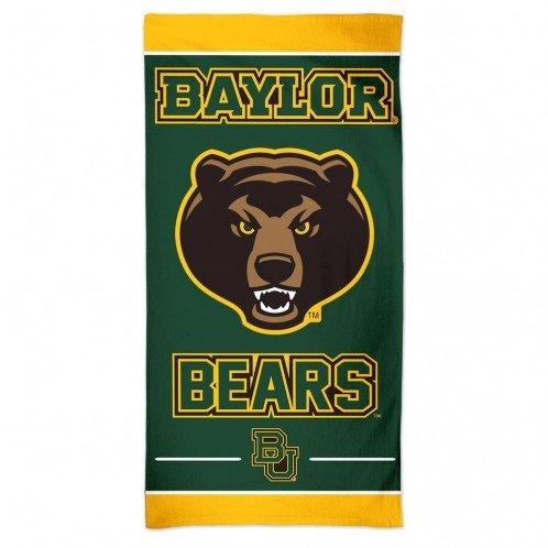 WinCraft Baylor Bears Beach Towel - Green