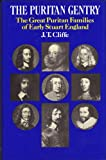 The Puritan Gentry, J. T. Cliffe, 0710200072
