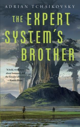 Book Cover: The Expert System's Brother