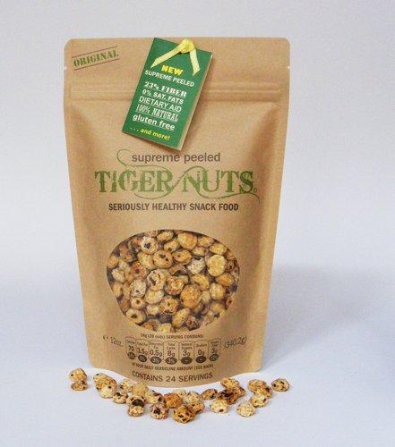 TIGER NUTS - Supreme Peeled12 oz
