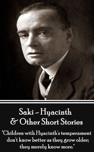Hyacinth & Other Short Stories - Volume 3: