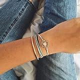 Pura Vida Indigo Daze Bracelet - Handcrafted with