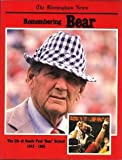 img - for Remembering Bear: The Life of Coach Paul