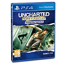 Uncharted: Drakes Fortune Remastered (PS4) (UK)