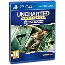 Uncharted: Drakes Fortune Remastered (PS4) (UK IMPORT)