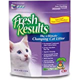 Fresh Results Ultimate Clumping Cat Litter, 20 lb, 2 Packs
