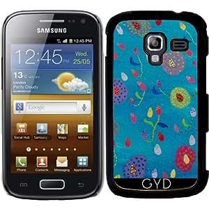 Funda para Samsung Galaxy Ace 2 (GT-I8160) - La Caída De Las Flores by Helen Joynson