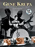 Gene Krupa: The Pictorial Life of a Jazz Legend, Book & CD